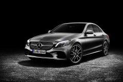 Mercedes-Benz C-Klasse Limousine 2018