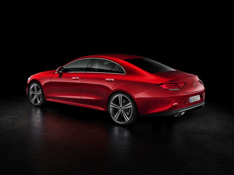 Prijzen Nieuwe Mercedes Benz Cls Bekend