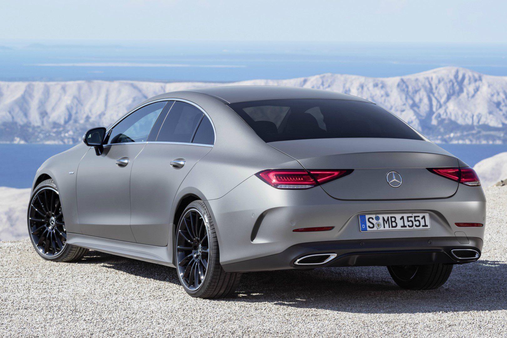 Officieel De Nieuwe Mercedes Benz Cls Dagelijksauto Nl