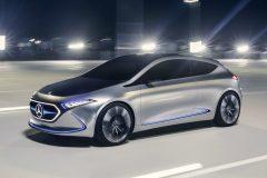 Mercedes-Benz Concept EQA 2017