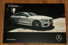 Mercedes-Benz E-Klasse Coupé 2017 (gelekt) (1)