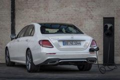 Mercedes E300 Plug-In diesel (1)