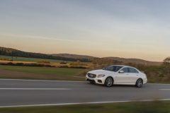 Mercedes E300 Plug-In diesel (6)
