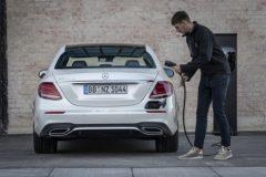 Mercedes E300 Plug-In diesel (8)
