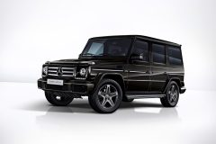 Mercedes-Benz G 350 d Limited Edition 2017