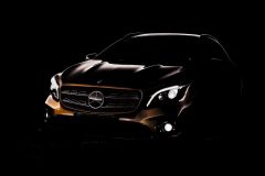 Mercedes-Benz GLA 2017 (teaser)