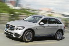 Mercedes-Benz GLC F-Cell 2017