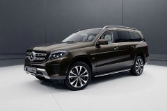 Mercedes-Benz GLS Grand Edition 2017