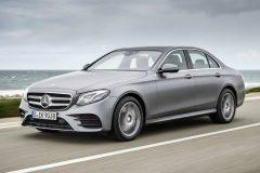 Mercedes-Benz E-Klasse Limousine 2017