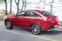 Mercedes-Benz GLE Coupé 2016