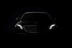 Mercedes-Benz S-Klasse 2017 (teaser) (1)