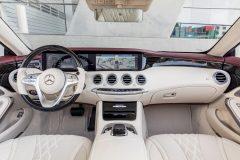 Mercedes-Benz S-Klasse Cabriolet 2017