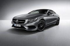 Mercedes-Benz S-Klasse Coupé Night Edition 2017 (1)