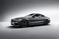 Mercedes-Benz S-Klasse Coupé Night Edition 2017 (2)