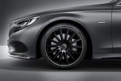 Mercedes-Benz S-Klasse Coupé Night Edition 2017 (5)