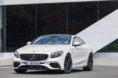 Mercedes-AMG S 63 Coupé 2018