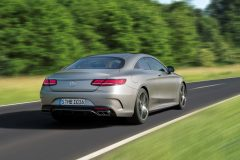 Mercedes-Benz S-Klasse Coupé 2018
