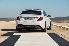 Mercedes-AMG S 63 Limousine 2017 (5)