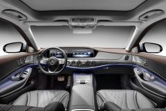 Mercedes-Benz S-Klasse Limousine 2017 (7)