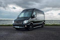 Mercedes-Benz Sprinter Black 2016