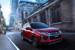 nieuwe Mitsubishi ASX (1)
