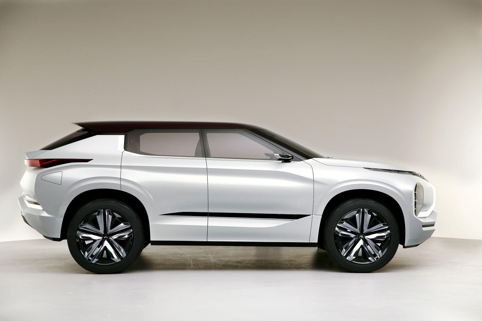 Meer Informatie Mitsubishi Gt Phev Concept Dagelijksauto Nl