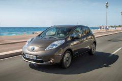 Nissan Leaf 30 kWh 2015