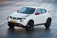 Nissan Juke N-Line 2017