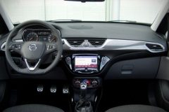 Opel Corsa Interieur