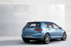 Volkswagen Golf achterkant