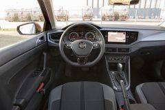 Volkswagen Polo interieur