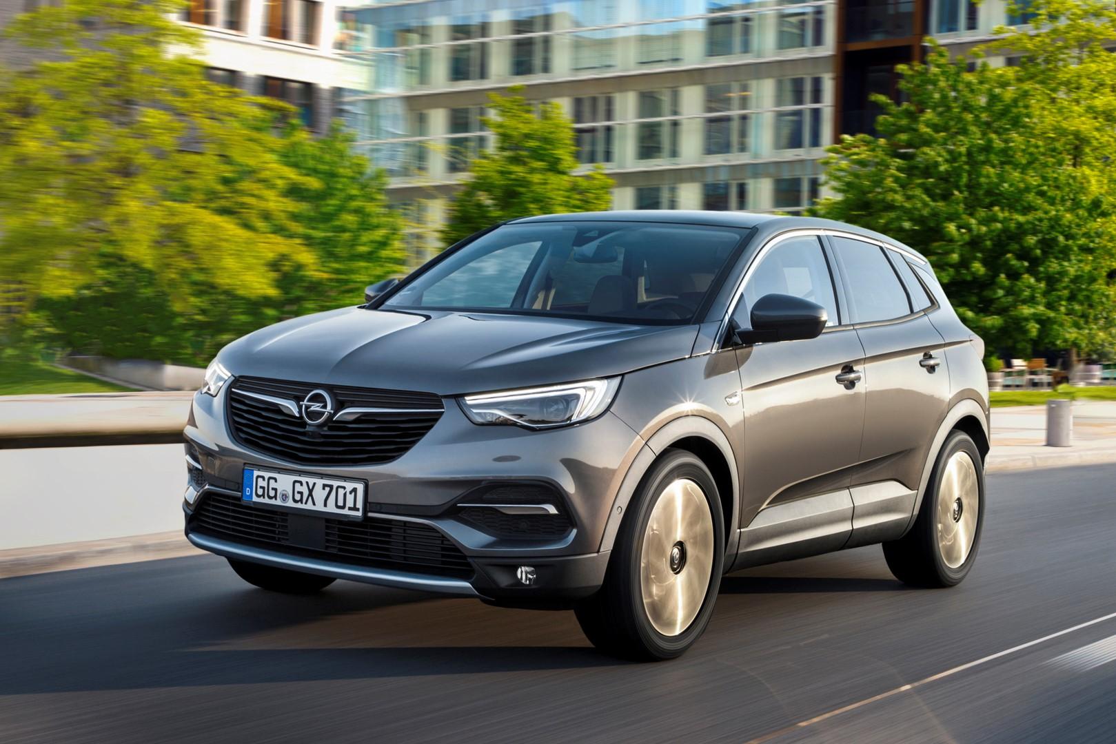 Fotospecial: Opel Grandland X 2017 - Dagelijksauto.nl