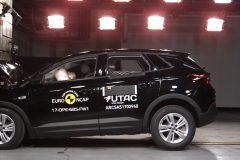 Opel Grandland X 2017 (Euro NCAP)