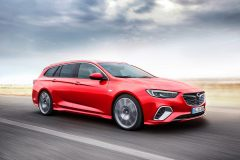 Opel Insignia GSi Sports Tourer 2017