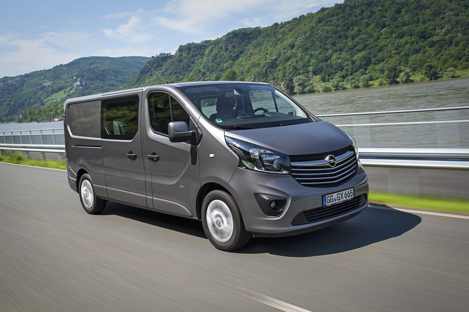 Opel Vivaro Nu Ook Als Gelimiteerde Innovation