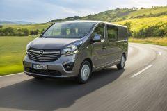 Opel Vivaro Dubbele Cabine 2016 (2)