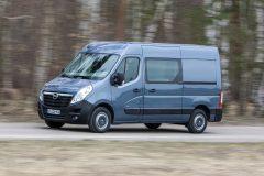 Opel Vivaro & Opel Movano 2016