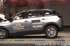 Peugeot 3008 2016 (Euro NCAP) (1)