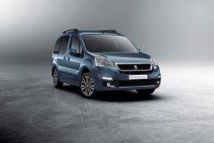 Peugeot Partner Tepee Electric 2017 (1)
