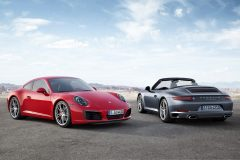 Porsche 911 Carrera & 911 Carrera S 2016 (7)