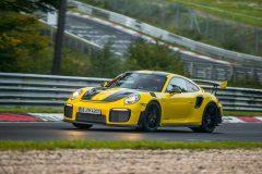 Porsche 911 GT2 RS Nordschleife 2017