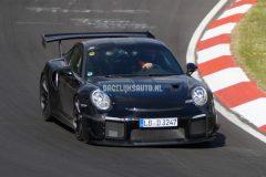 Porsche 911 GT2 RS 2017 (spionage)