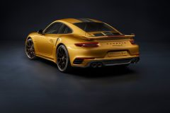Porsche 911 Turbo S Exclusive Series 2017 (carbon wheel)