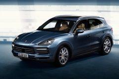 Porsche Cayenne 2018 (gelekt)
