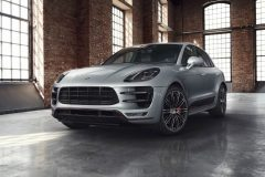 Porsche Macan Turbo Exclusive Performance Edition 2017