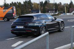Porsche Panamera Sport Turismo Turbo S E-Hybrid 2018 (spionage)