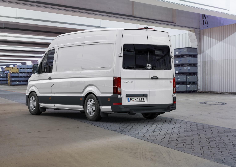Nieuwe Volkswagen Crafter Vanaf Vandaag Bij De Dealers
