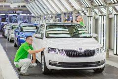 Productie Škoda Octavia 2017 (1)