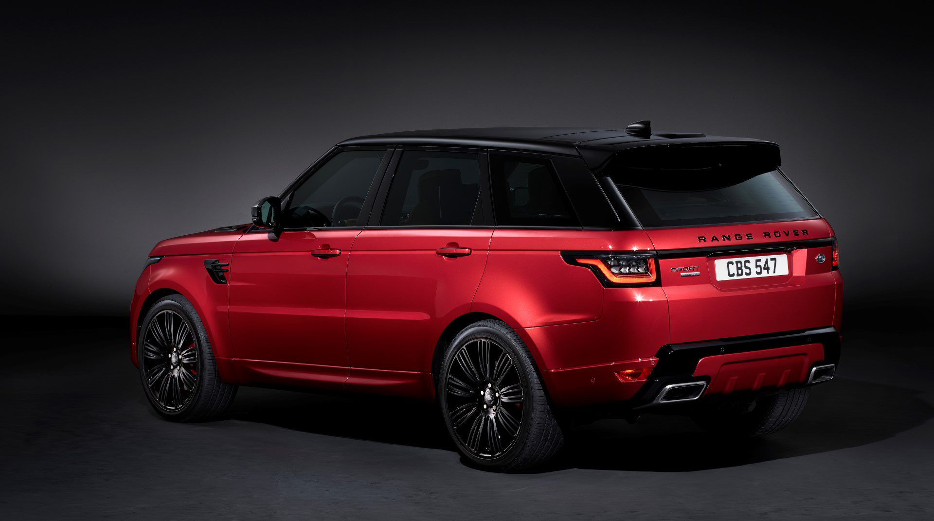 range rover sport van top tot teen vernieuwd. Black Bedroom Furniture Sets. Home Design Ideas