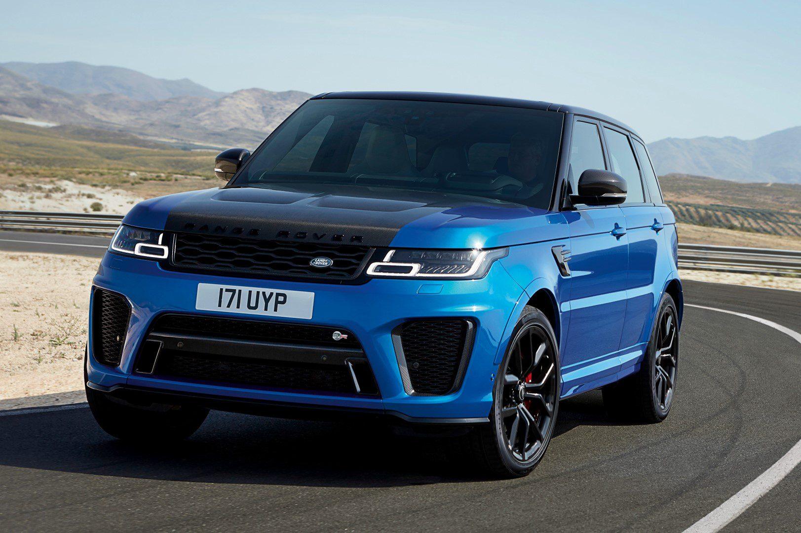 Range Rover Sport Van Top Tot Teen Vernieuwd